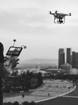 Filmagem Aérea