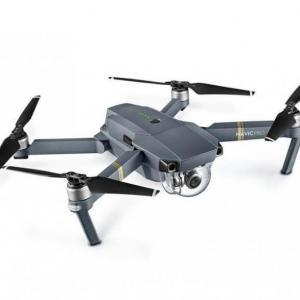 Drone para medição de terra