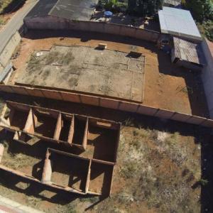 Drone para medir area