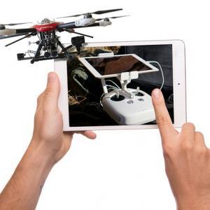 Empresa de manutenção de drones