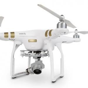 Especialista em drones