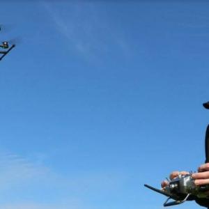 Manutenção preventiva de drones