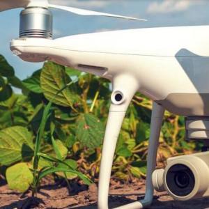 Monitoramento ambiental com drones