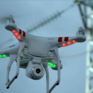 Monitoramento com drone