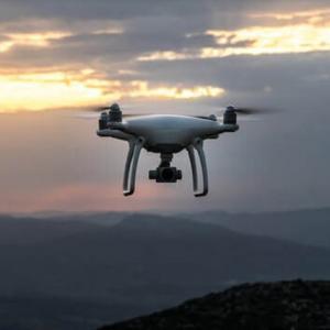 Piloto de drone curso