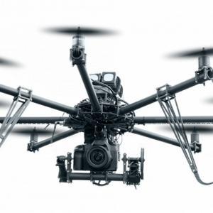 Prestação de serviço com drone