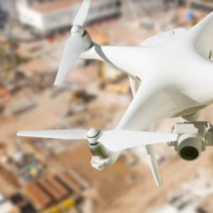 Serviço de filmagem com drone