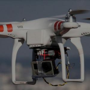 Treinamento para piloto de drone