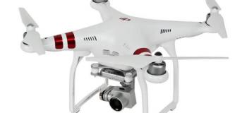 Drone para fotos e filmagens