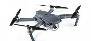 Drone para uso industrial