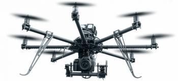 Manutenção de drone