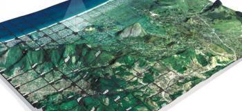 Mapeamento aéreo com drone para planejamento urbano