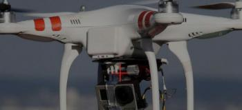 Piloto de drones empresa