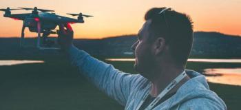 Treinamento de drone