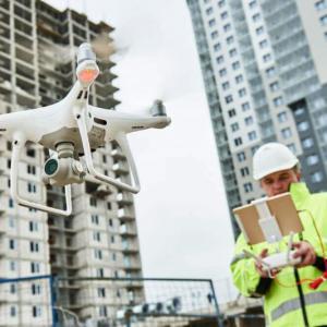 POR QUE USAR DRONES PARA FAZER A INSPEÇÃO DE OBRAS NA CONSTRUÇÃO CIVIL?